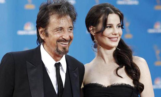 Al-Pacino-and-Lucila-Sola