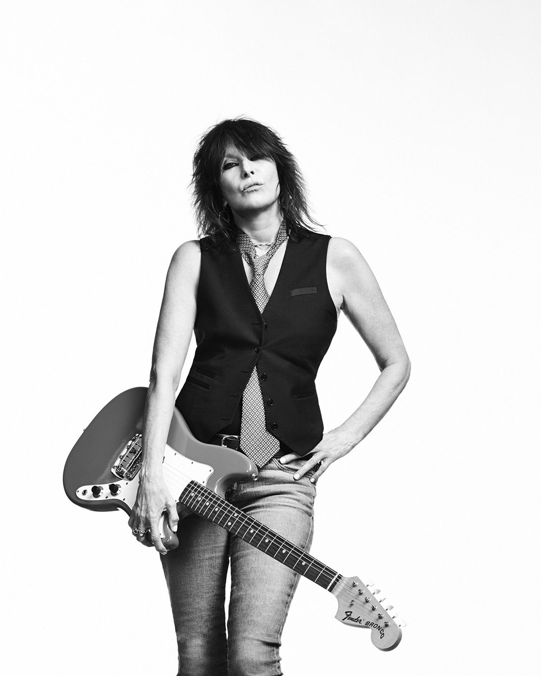 press session for Chrissie Hynde: Stockholm