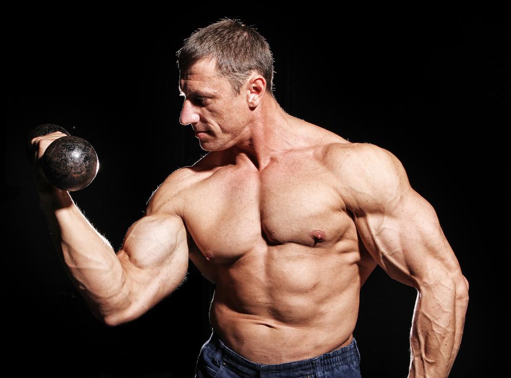 "13 Reasons Why Older Men Should ""Lift Heavy."""