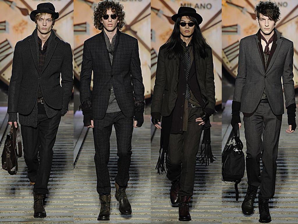 John Varvatos Sparks Revolution in Fashion Nostalgia